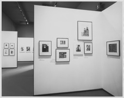 Edward Steichen Photography Center Reinstallation. Dec 21, 1979.