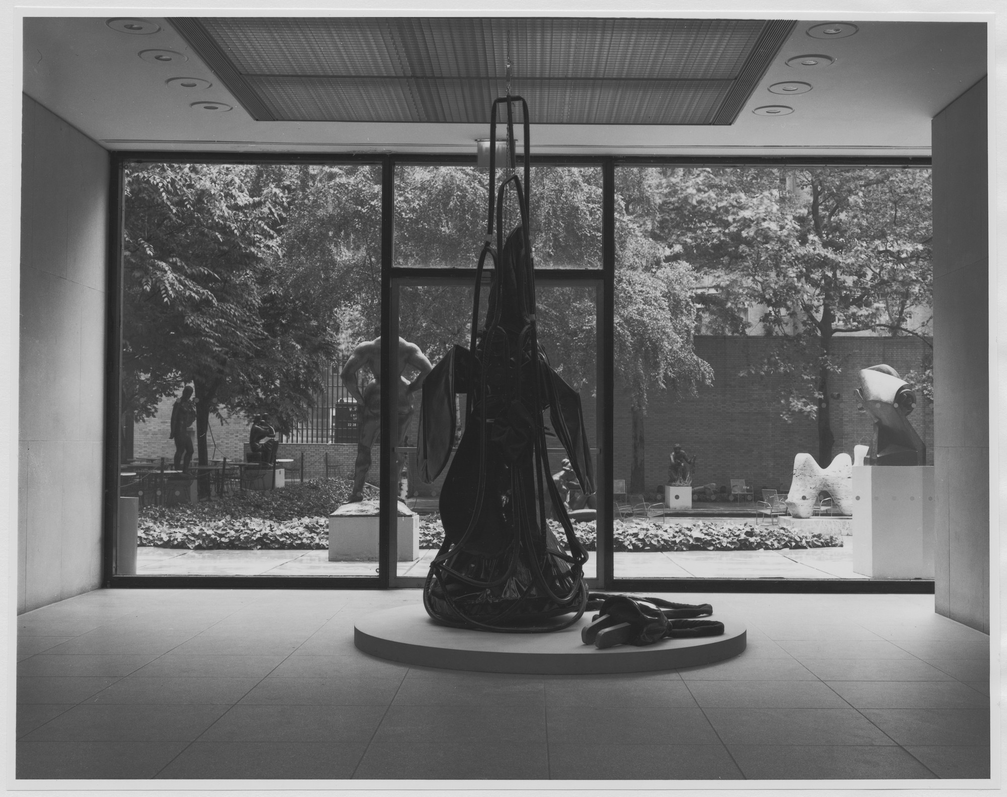 "Installation view of the exhibition, ""Contemporary Sculpture from Collection"" May 18, 1979–August 7, 1979. Photographic Archive. The Museum of Modern Art Archives, New York. IN1262.1. Photograph by Katherine Keller."