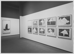 The Painter and the Printer: Robert Motherwell's Graphics. Oct 30–Dec 16, 1980. 4 other works identified
