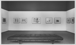 Recent Acquisitions: Drawings. Mar 19–Jun 2, 1981. 2 other works identified