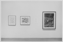 Drawings: Recent Gifts. Sep 5–Nov 11, 1975. 1 other work identified