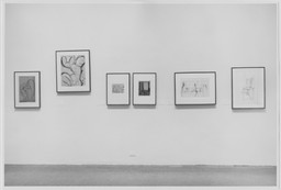 Drawings: Recent Gifts. Sep 5–Nov 11, 1975. 3 other works identified