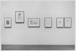 Drawings: Recent Gifts. Sep 5–Nov 11, 1975. 2 other works identified