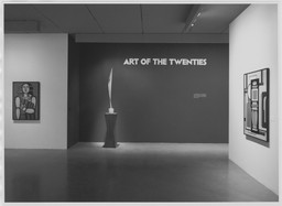 Art of the Twenties. Nov 14, 1979–Jan 22, 1980. 2 other works identified