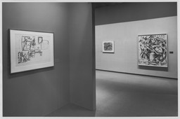 Jackson Pollock: Drawing into Painting. Feb 4–Mar 16, 1980.