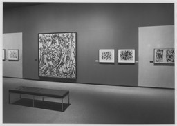 Jackson Pollock: Drawing into Painting. Feb 4–Mar 16, 1980. 1 other work identified