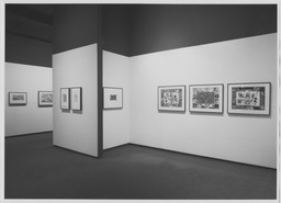 Pierre Alechinsky: A Print Retrospective. Jun 11–Aug 11, 1981. 2 other works identified