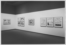 Pierre Alechinsky: A Print Retrospective. Jun 11–Aug 11, 1981. 4 other works identified