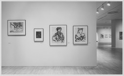 A Century of Modern Drawing, 1881–1981. Mar 1–16, 1982. 2 other works identified