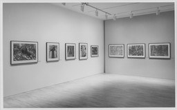 A Century of Modern Drawing, 1881–1981. Mar 1–16, 1982. 3 other works identified