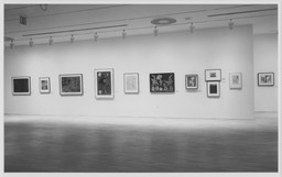 A Century of Modern Drawing, 1881–1981. Mar 1–16, 1982. 1 other work identified