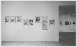A Century of Modern Drawing, 1881–1981. Mar 1–16, 1982. 8 other works identified