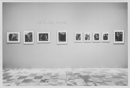 Lisette Model, 1906–1983. Mar 7–Jun 7, 1983. 3 other works identified