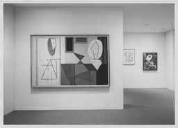 Miró and Picasso. Jun 9–Sep 12, 1983. 1 other work identified