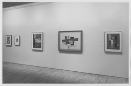 The Modern Drawing: 100 Works on Paper from The Museum of Modern Art. Oct 26, 1983–Jan 3, 1984. 2 other works identified