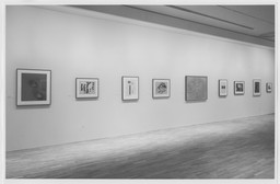 The Modern Drawing: 100 Works on Paper from The Museum of Modern Art. Oct 26, 1983–Jan 3, 1984. 1 other work identified