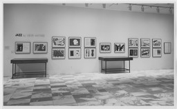 Matisse: Jazz. Nov 17, 1983–Jan 3, 1984. 8 other works identified
