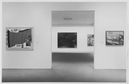 Selections from the Permanent Collection: Painting and Sculpture. May 17, 1984–Aug 4, 1992. 3 other works identified