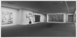 Selections from the Permanent Collection: Painting and Sculpture. May 17, 1984–Aug 4, 1992. 2 other works identified