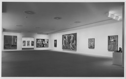 Selections from the Permanent Collection: Painting and Sculpture. May 17, 1984–Aug 4, 1992. 6 other works identified