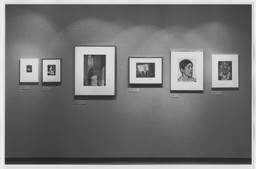 Selections from the Permanent Collection: Photography. May 17, 1984. 1 other work identified