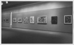 Selections from the Permanent Collection: Drawings. May 17–Sep 1, 1984. 2 other works identified
