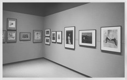 Selections from the Permanent Collection: Prints and Illustrated Books. May 17–Dec 18, 1984. 4 other works identified