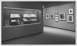 Selections from the Permanent Collection: Prints and Illustrated Books. May 17–Dec 18, 1984. 1 other work identified