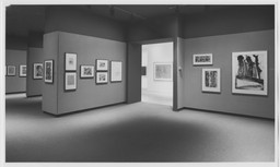 Selections from the Permanent Collection: Prints and Illustrated Books. May 17–Dec 18, 1984. 3 other works identified