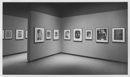 Selections from the Permanent Collection: Prints and Illustrated Books. May 17–Dec 18, 1984. 5 other works identified