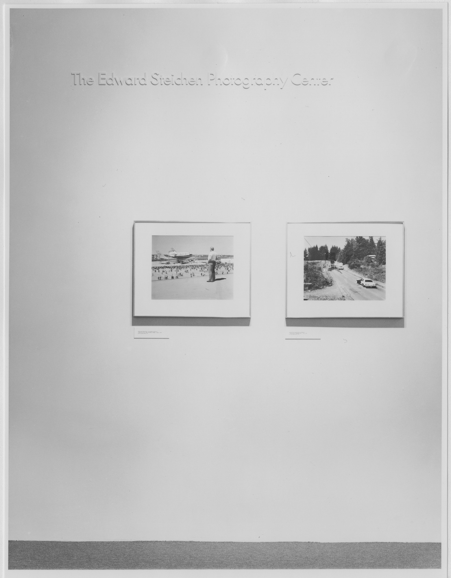 "Installation view of the exhibition, ""Three Americans"" May 17, 1984–July 31, 1984. Photographic Archive. The Museum of Modern Art Archives, New York. IN1378.1. Photograph by Mali Olatunji."