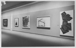 Contemporary Drawings. Dec 8, 1984–May 20, 1985. 2 other works identified