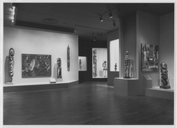 """Primitivism"" in 20th Century Art: Affinity of the Tribal and the Modern. Sep 27, 1984–Jan 15, 1985."