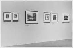 A Personal View: Photography in the Collection of Paul F. Walter. May 23–Aug 13, 1985. 2 other works identified