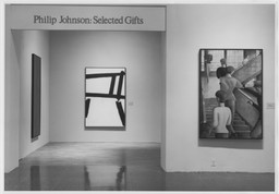 Philip Johnson: Selected Gifts. Apr 10–Oct 27, 1985. 1 other work identified