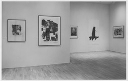 Tatyana Grosman Gallery Inaugural Installation. Sep 12, 1985–Feb 4, 1986. 2 other works identified