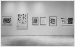 Tatyana Grosman Gallery Inaugural Installation. Sep 12, 1985–Feb 4, 1986. 1 other work identified