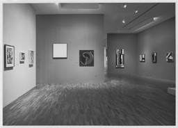 Contrasts of Form: Geometric Abstract Art, 1910–1980. Oct 2, 1985–Jan 7, 1986. 8 other works identified