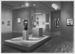 Contrasts of Form: Geometric Abstract Art, 1910–1980. Oct 2, 1985–Jan 7, 1986. 9 other works identified
