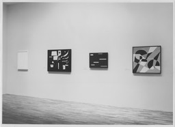 Contrasts of Form: Geometric Abstract Art, 1910–1980. Oct 2, 1985–Jan 7, 1986. 3 other works identified