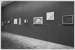 Contrasts of Form: Geometric Abstract Art, 1910–1980. Oct 2, 1985–Jan 7, 1986. 7 other works identified
