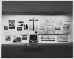 Mies van der Rohe Centennial Exhibition. Feb 10–Apr 15, 1986. 1 other work identified