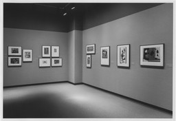 American Prints: 1900–1960; Recent Acquisitions: Illustrated Books. Dec 18, 1985–May 20, 1986. 1 other work identified