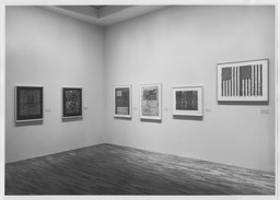 Jasper Johns: A Print Retrospective. May 19–Aug 19, 1986. 4 other works identified