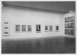 Jasper Johns: A Print Retrospective. May 19–Aug 19, 1986. 2 other works identified