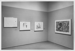 Sculptors' Drawings. Apr 26–Sep 2, 1986. 2 other works identified