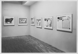 The Drawings of Roy Lichtenstein. Mar 15–Jun 2, 1987. 3 other works identified