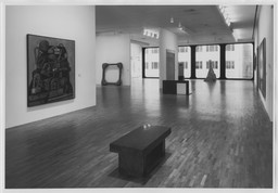 Reinstallation of the Painting and Sculpture Collection. Apr 25–Jun 13, 1987.