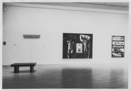 Reinstallation of the Painting and Sculpture Collection. Apr 25–Jun 13, 1987. 1 other work identified