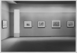 Drawing since 1940. Jun 25–Oct 13, 1987. 2 other works identified